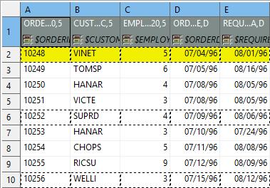 SpreadsheetDataReader | CloverDX 5 3 1 Documentation