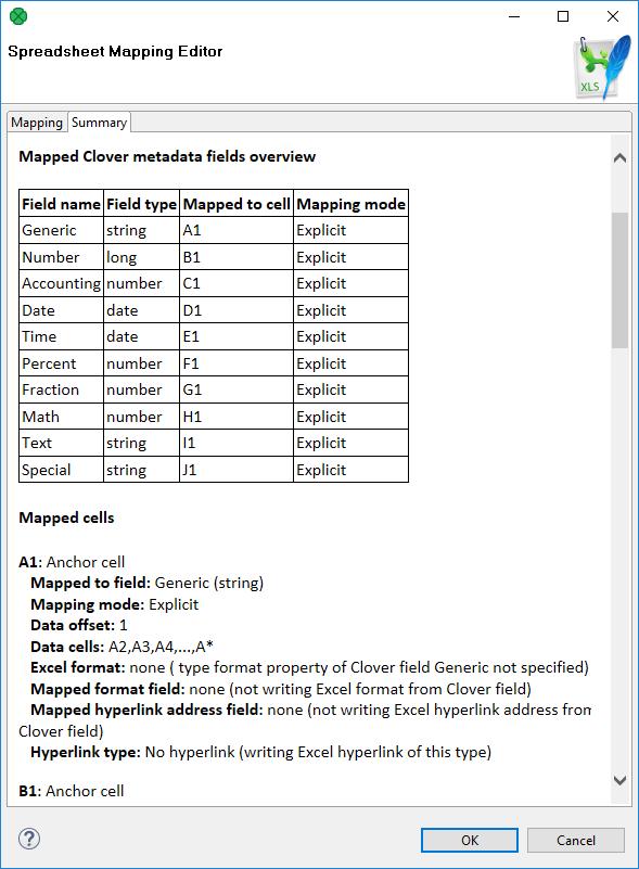SpreadsheetDataWriter | CloverDX 5 3 1 Documentation